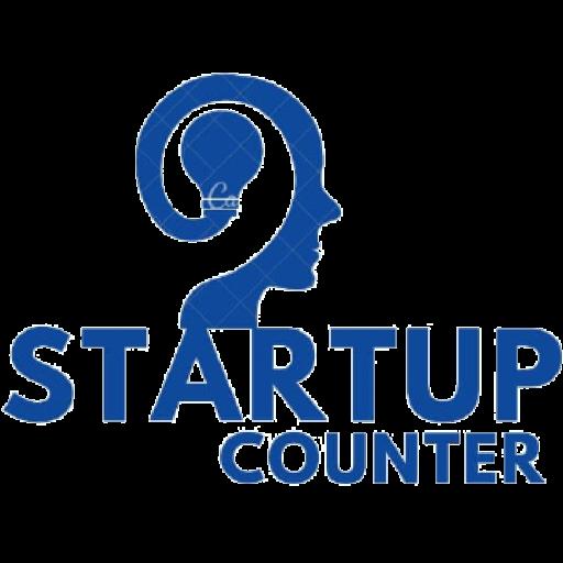 startup counter logo